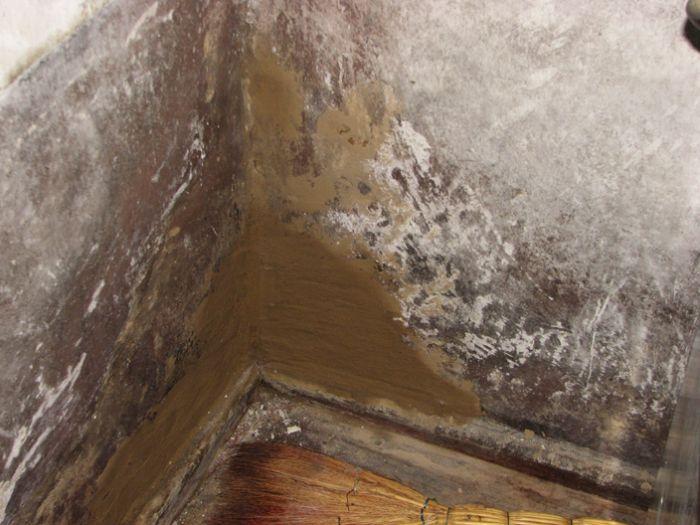 точка росы в подвале